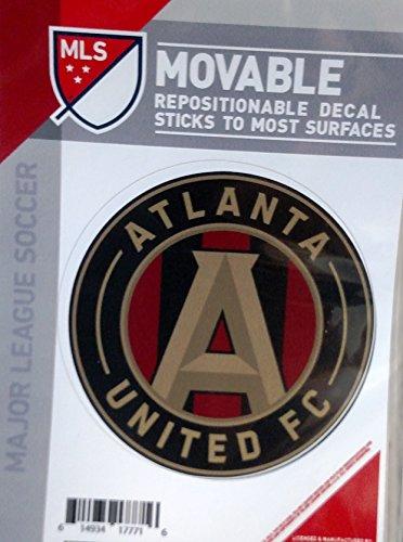 United Die Cut Decal (Atlanta United FC 5