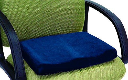 Essential Medical Supply Memory P.F. Sculpture Comfort Seat Cushion by Essential Medical Supply