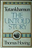 Front cover for the book Tutankhamun: The Untold Story by Thomas Hoving
