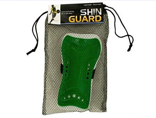 K&A Company Shin Lightweight Guards Case of 24