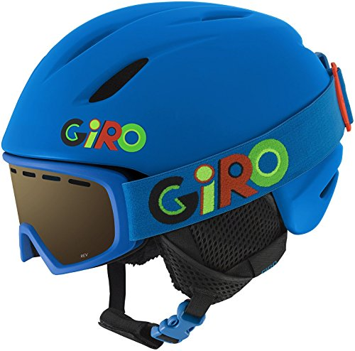 Giro Launch Combo Pack Snow Helmet Kid's