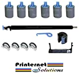 Maintenance Roller Kit for HP Laserjet 4000/4050 / with Instructions