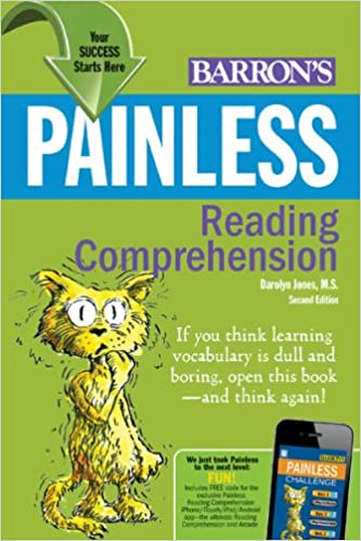Painless Reading Comprehension (Painless Series): Darolyn