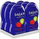 Dasani DROPS Strawberry Kiwi, 6 ct, 1.9 FL OZ Bottle