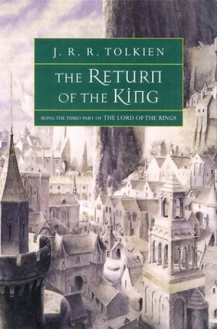 The Return of the King (The Lord of The Rings, Part 3) Unstated Edition by J. R. R. Tolkien published by Mariner Books (1999) Paperback