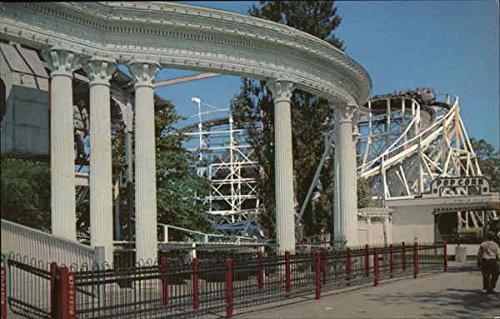 Riverview Amusement Park Chicago, Illinois IL Original Vintage Postcard