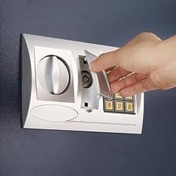 Paragon 7805 Electronic Lock and Safe 1.37 CF ParaGuard Premiere Digital Safe Home Security