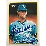 Amazon com: 1984 Donruss Baseball Card #536 Pat Tabler Mint