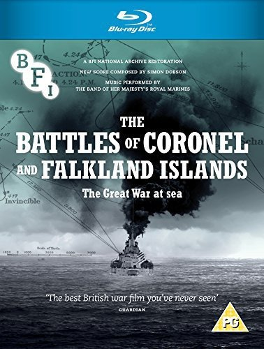 (The Battles of Coronel and Falkland Islands [Blu-ray Region A/B/C Import - UK] )