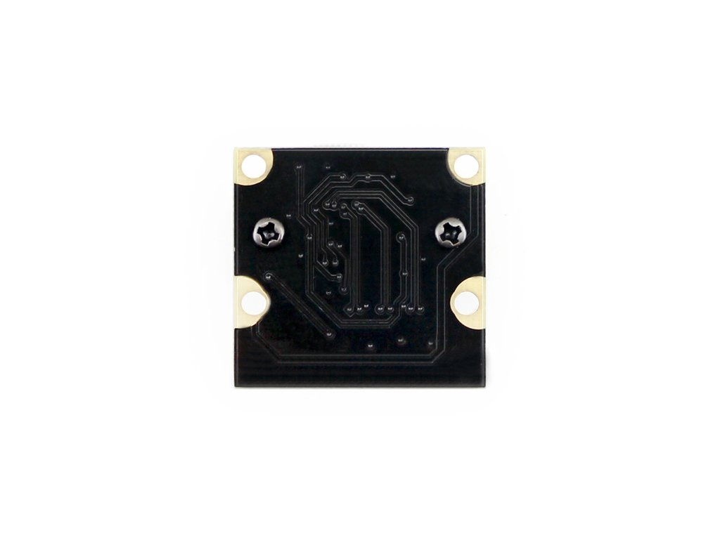 Waveshare RPi Camera Module (J) for Raspberry Pi 3 2 Model B B+ Zero Fisheye Lens 5 MP OV5647 Sensor 222 Degree Field of View Record Development Board