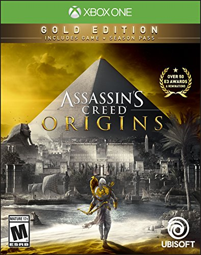 Assassin's Creed Origins Gold Edition - Xbox One [Digital Code] by Ubisoft
