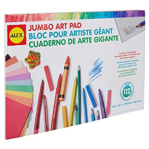 ALEX Toys Artist Studio My Jumbo Art Pad hot sale