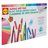 ALEX Toys Artist Studio My Jumbo Art Pad