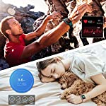 LETSCOM-Fitness-Tracker-with-Heart-Rate-Monitor-Smart-Watch-Activity-Tracker-Step-Counter-Sleep-Monitor-Calorie-Counter-13-Touch-Screen-IP68-Waterproof-Pedometer-Watch-for-Kids-Women-Men