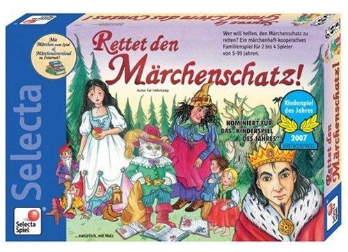 Selecta 3583 Rettet den Märchenschatz!