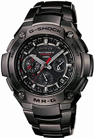 18578625f4b Amazon.com  Casio G-Shock MRG-8100B-1AJF MR-G Multiband 6(Japan ...
