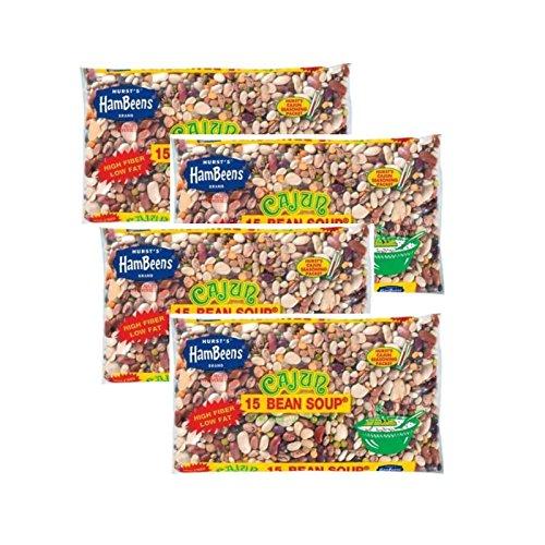 Hurst's HamBeens : w/Seasoning Packet Cajun 15 Bean Soup, 20 Oz -Pack of - Hurst Stores