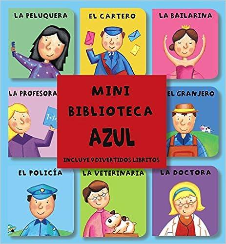 Descarga gratuita de libros de texto. Mini Biblioteca Azul (Castellano - Bruño - Minibiblioteca) PDF ePub