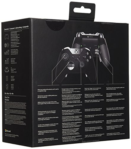 Microsoft Xbox One Elite Wireless Controller