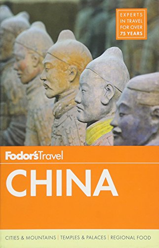 Fodor's China (Full-color Travel Guide) (Best Duck Loads 2019)