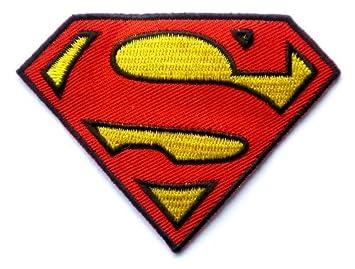 Superman s American Superhero Action Comics carácter S-Shield Superman Wiki   bordado