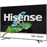 "Hisense 65"" UHD Smart LED TV (2017), Glossy (65H9D)"