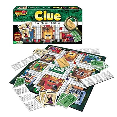 Clue The Classic Edition | Educational Computers