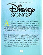 The Library of Disney Songs