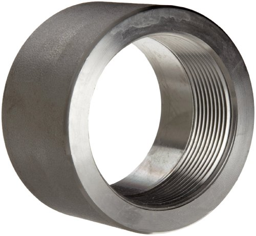 Coupling Half (316/316L Forged Stainless Steel Pipe Fitting, Half Coupling, Class 3000, 1/2