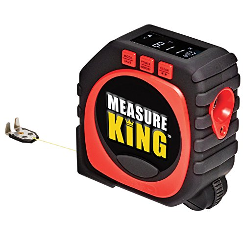 ONTEL MK-MC12 4 3-in-1 디지털 테이프 측정 스트링 모드, 음속..