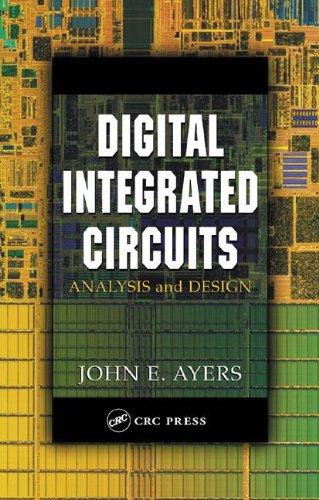 Digital Integrated Circuits: Analysis and Design