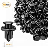 GOOACC Nylon Bumper 10mm Push Fender Flare Fastener Rivet Clips Furniture Assembly Expansion Screws Kit, 40 Pcs/Pack