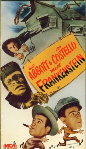 Bud Abbott & Lou Costello Meet Frankenstein