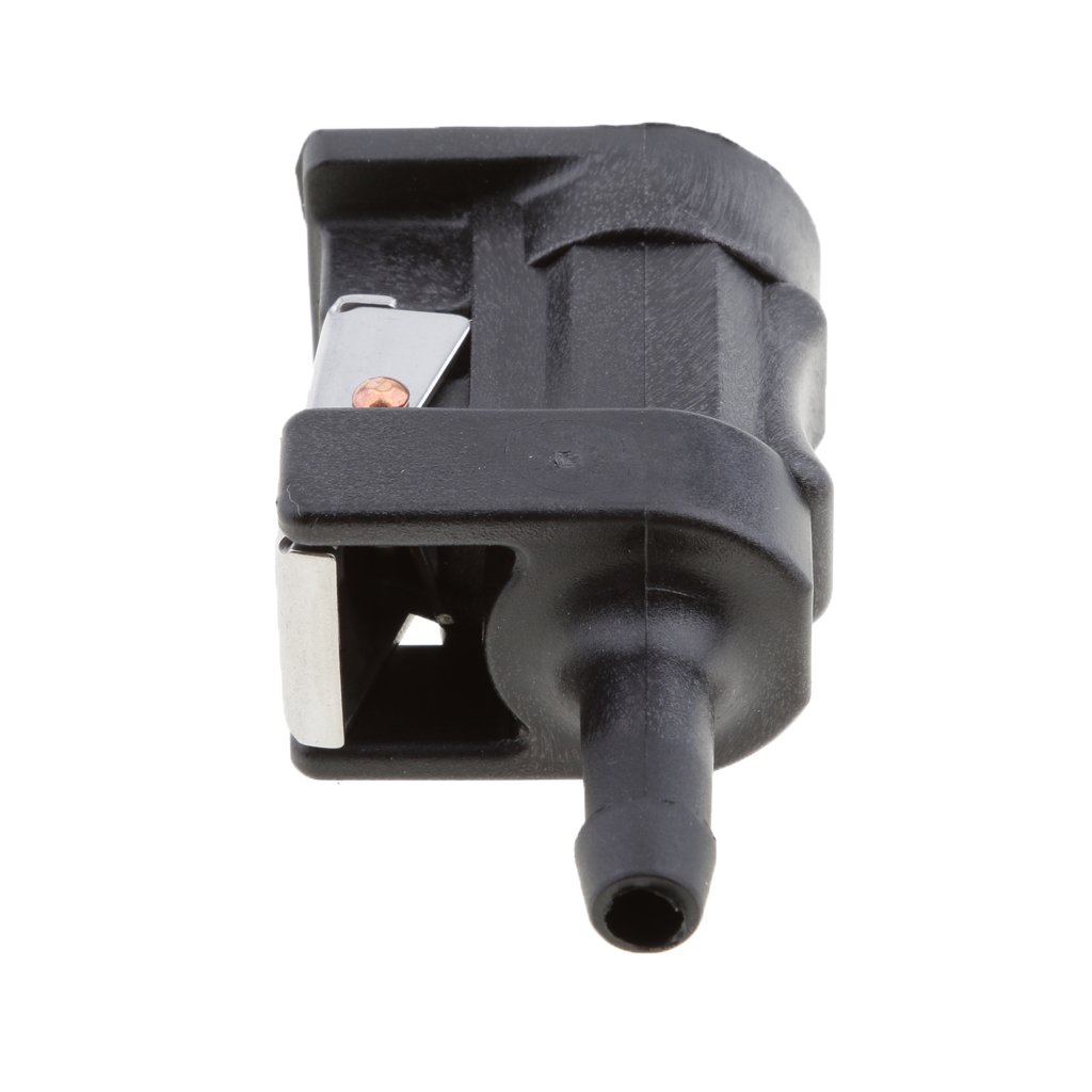 Shiwaki Conector De L/ínea De Combustible De 5//16  para Yamaha Fuera De Borda Lado Marino del Tanque del Barco