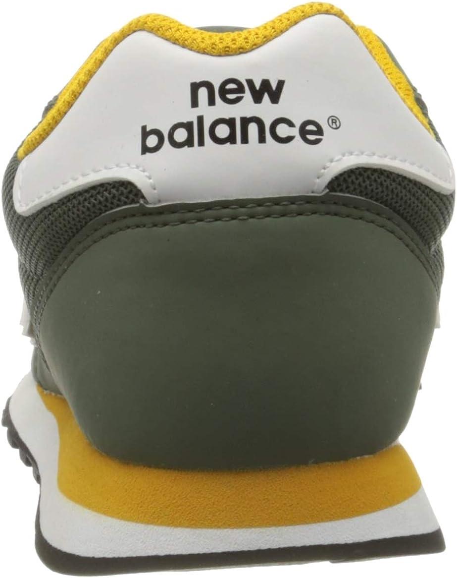 New Balance 500 Green Sneaker For Men