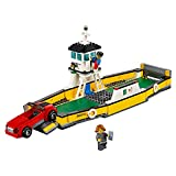 LEGO® City Great Vehicles Ferry 60119 Building Toy