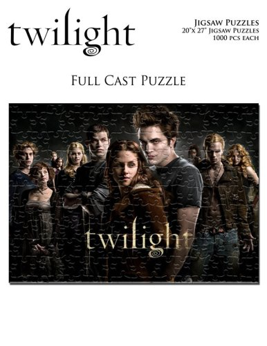 NECA 20084 Twilight Full Puzzle