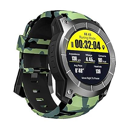 CITW Smartwatch GPS Bluetooth SMS Recordatorio Multimodo ...