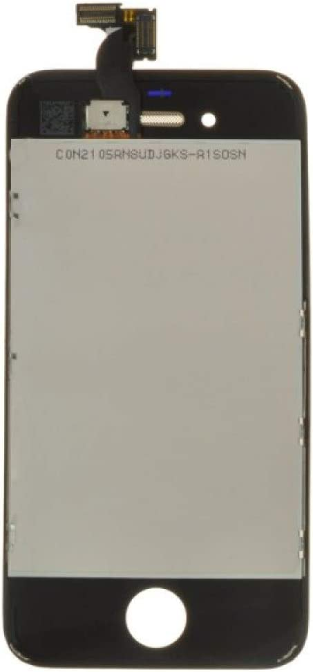 Digitizer /& Frame Assembly for Apple iPhone 4 CDMA LCD with Tool Kit Metallic Silver