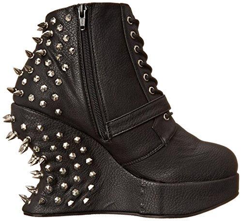 Polyurethane BRA23 BPU Black Boot Women's Demonia Xw5qzI