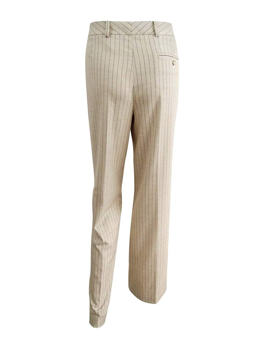 88ee45bda Amazon.com: Tommy Hilfiger Womens Striped One Pocket Trouser Pants: Clothing