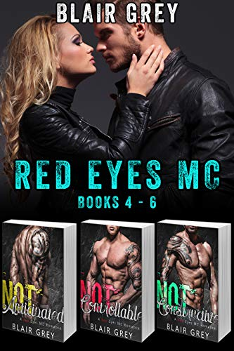 Red Eyes MC Books 4 - 6