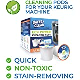 8-Pack Rinse & Cleaning Pods Compatible With Keurig