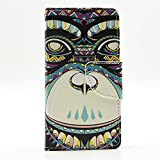 Sony Xperia Z3 Compact/Z3mini Case, Premium PU Leather Wallet Flip Protective Skin Case with Magnetic Closure for Sony Xperia Z3 Compact/Z3mini with Card Slot 4.6inch(Pattern 21)