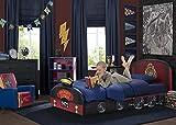 Delta Children Upholstered Twin Bed, Harry Potter
