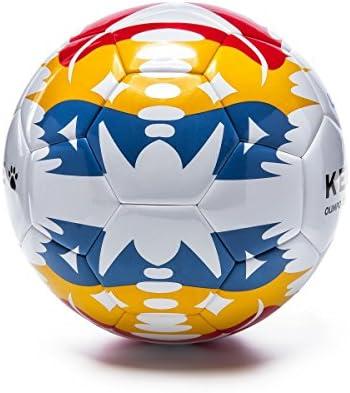 KELME Balón Olimpo Gold - Balón Oficial LNFS 2017/2018 (Talla 62 ...