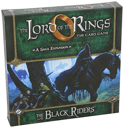 Lord of The Rings LCG: The Black Riders Expansion Card Game by Fantasy Flight Games