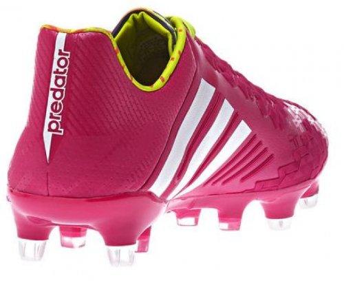 adidas , Scarpe da calcio uomo FRAMBOISE VIF/BLANC FUXIA F