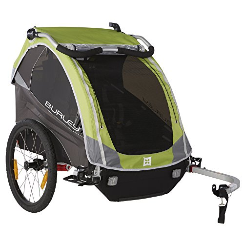 Burley Design D'Lite Child Bike Trailer, - Burley Child Trailer