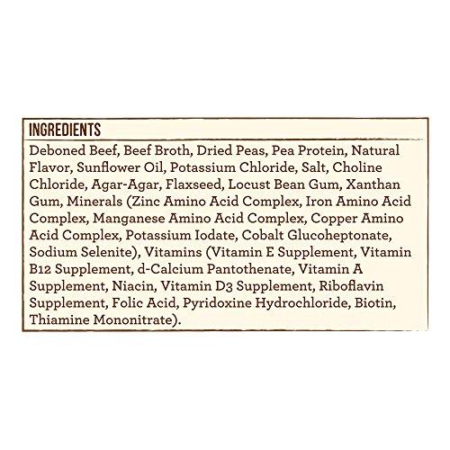 Merrick Grain Free Limited Ingredient Diet Beef Recipe Wet Dog Food 12.7 oz, Case of 12 by Merrick (Image #2)